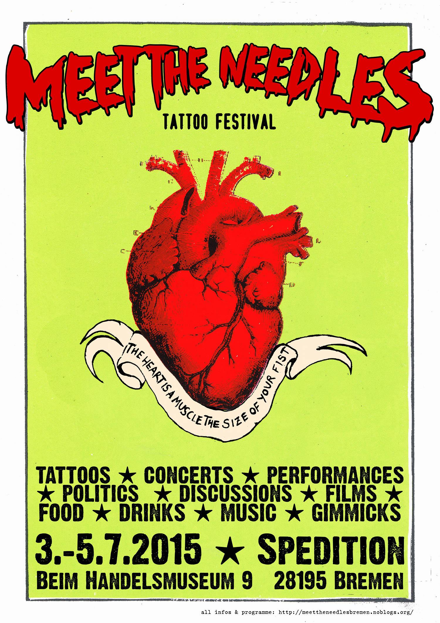 meettheneedles plakat web